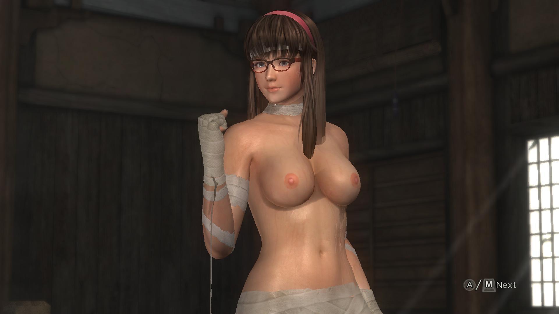 Nude game vixens