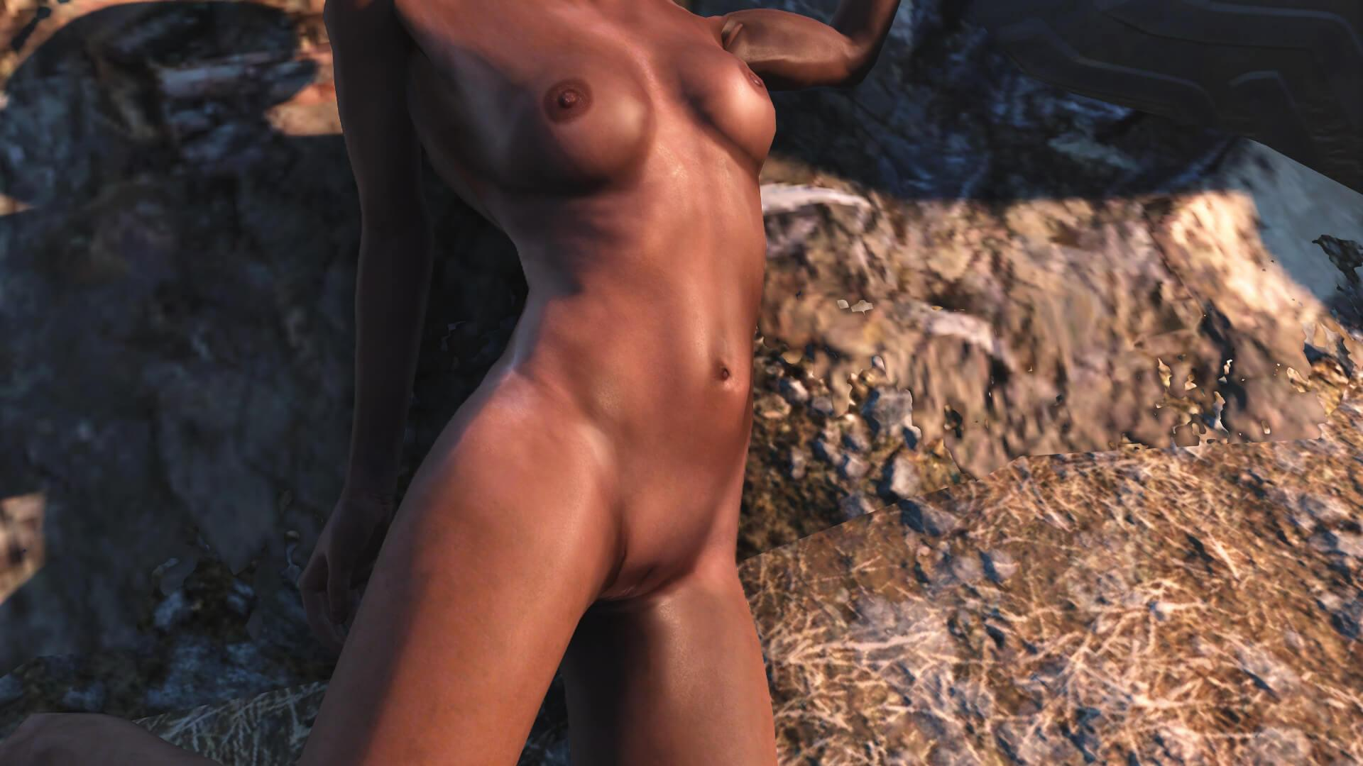 fallout 4 nude mods
