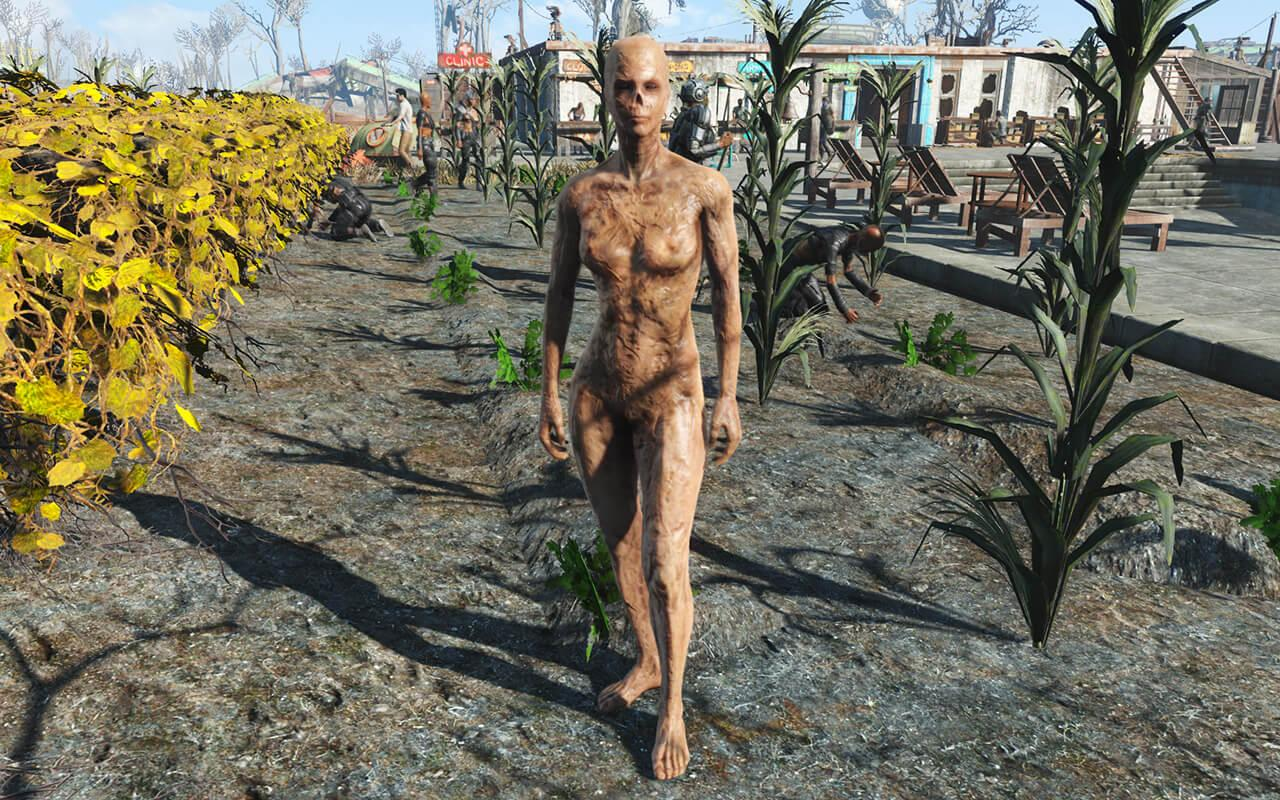 Fallout ghoul porn