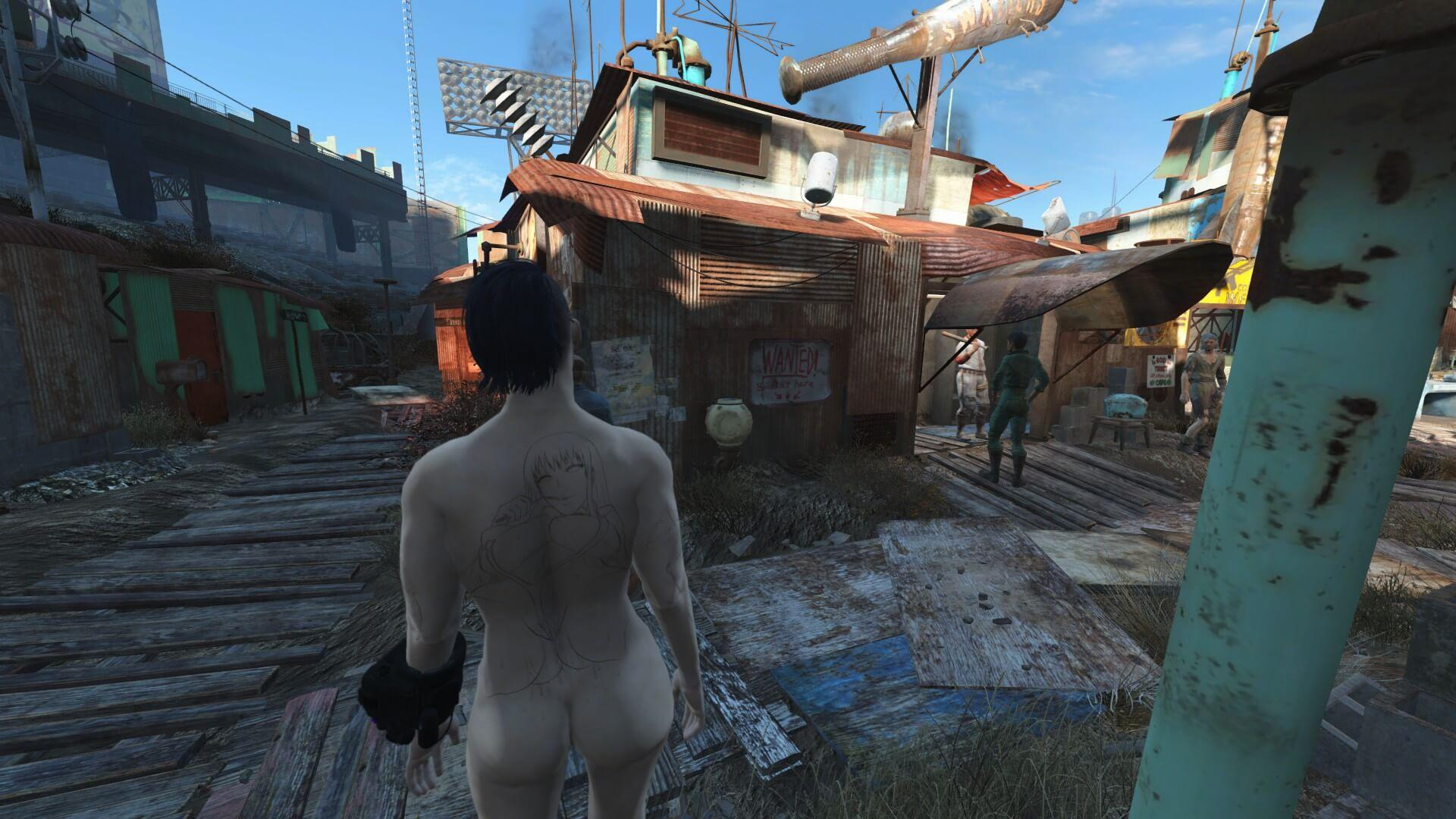 Fallout 4 naked mod sex vintage girlfriends