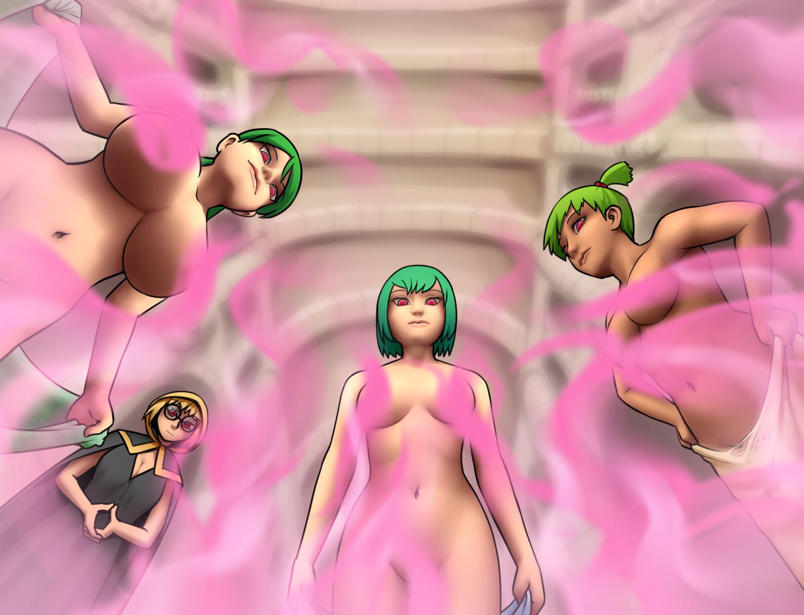 Lesbian hypnotized mind control free sex pics