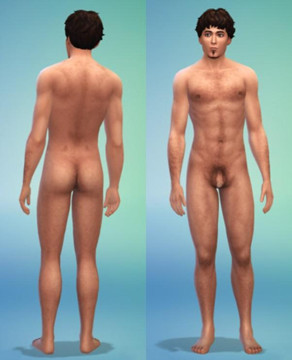 Apologise, Downloads nude sims skin are