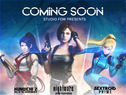 studiofow upcoming