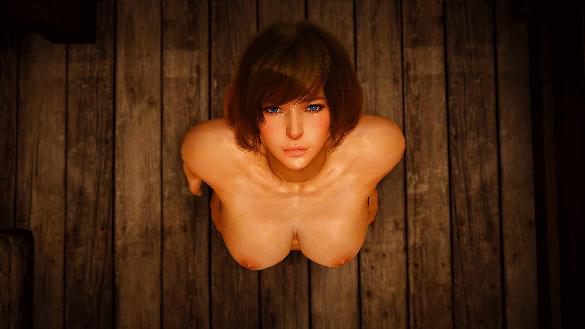 Twin busty porn