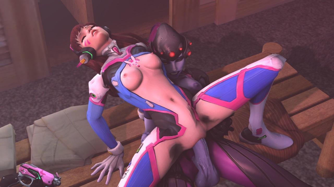 Widowmaker sfm porn