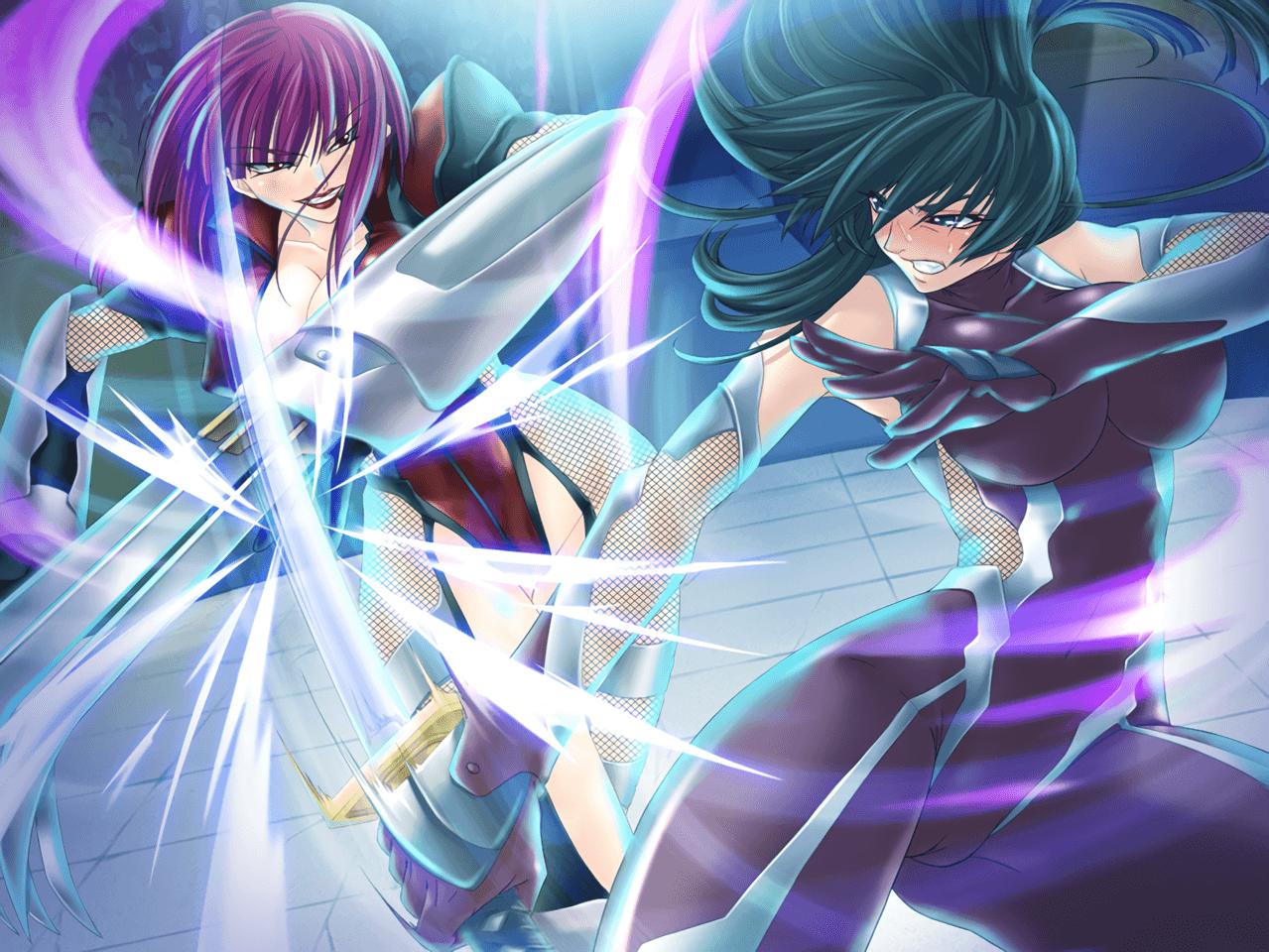 taimanin asagi battle arena cg