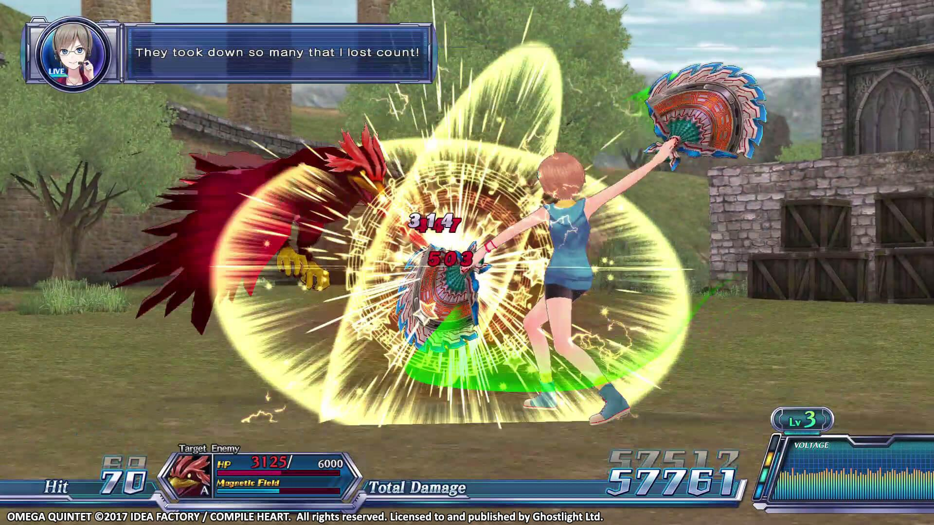 Omega Quintet - Potent Protection Pack 2017 pc game Img-2
