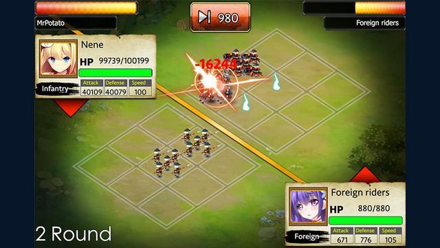 Nutaku gameplay
