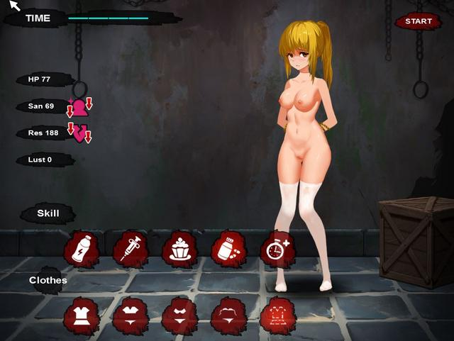 bdsm flash games