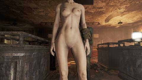 Fallout nude